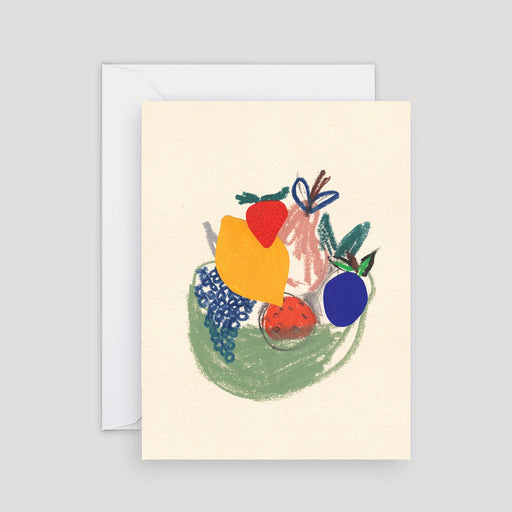 Fruit Bowl Mini Card