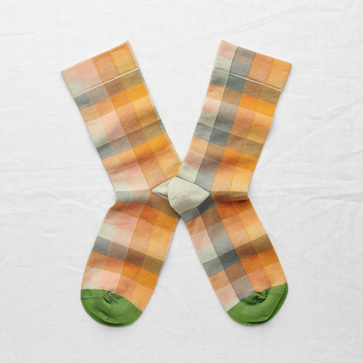 Sun Multi Tiles Socks