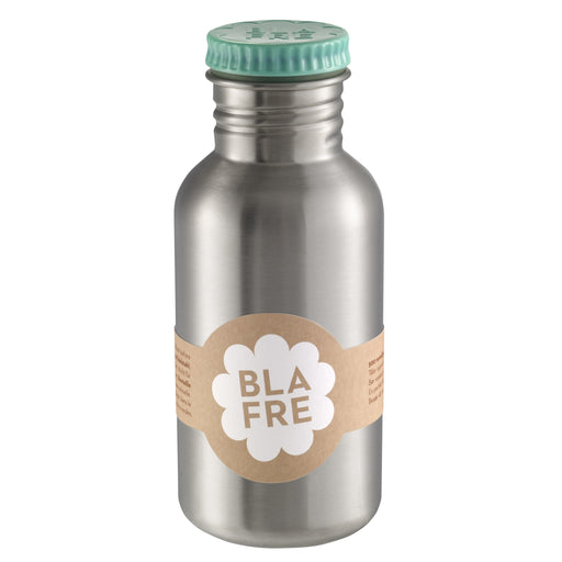 Teal Steel Water Bottle 500ml