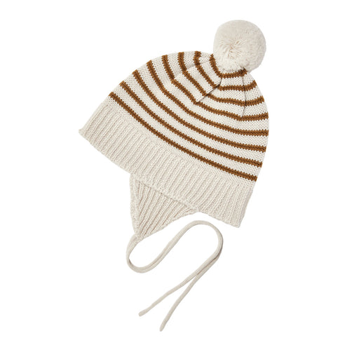 Sienna Stripe Knit Baby Hat