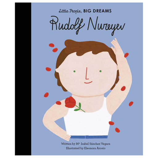 Little People Big Dreams: Rudolf Nureyer