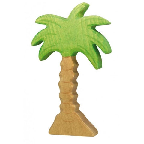 Wooden Large Palm Tree