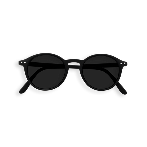 Black #D Junior Sunglasses
