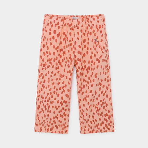 Animal Print Baggy Trousers