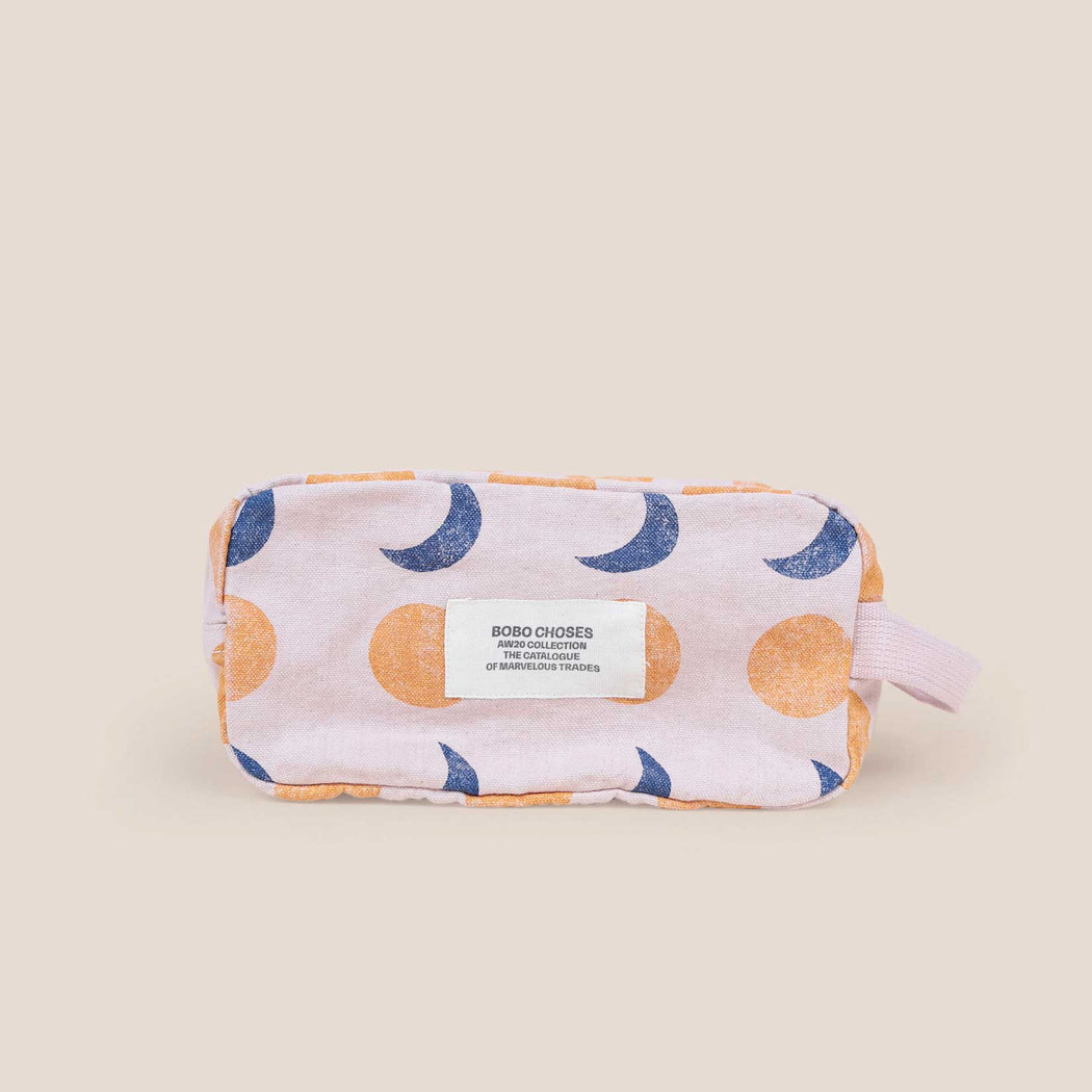 Solar Eclipse All Over Pouch