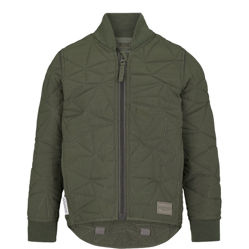 Khaki Thermo Jacket