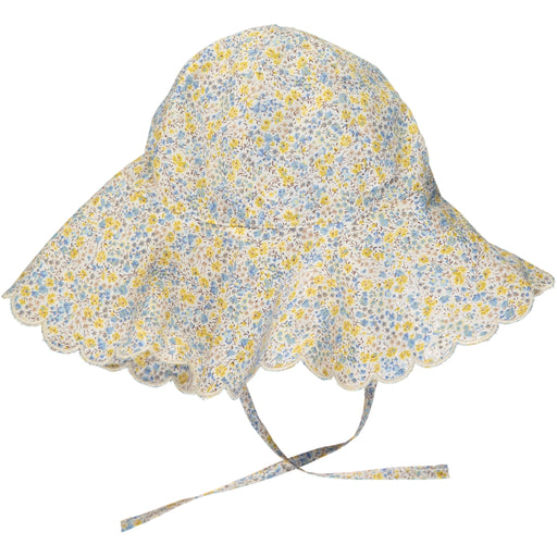 Yellow Agatha Hat