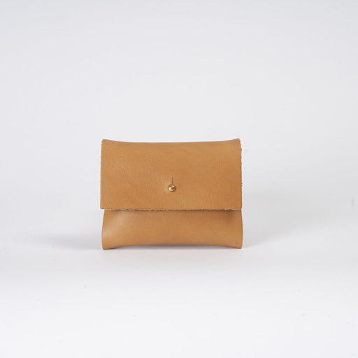Caramel Leather Wallet