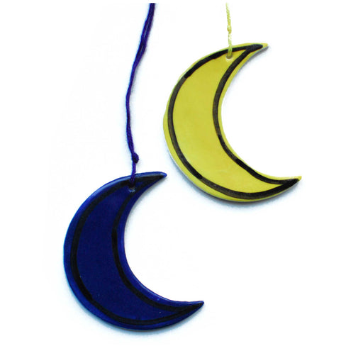 Moon Ceramic Decoration
