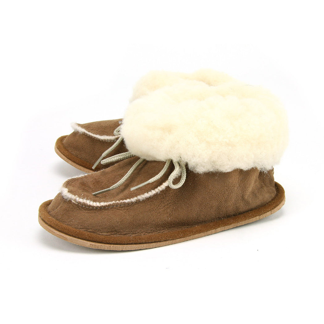 Sheepskin Kids Ankle Boots