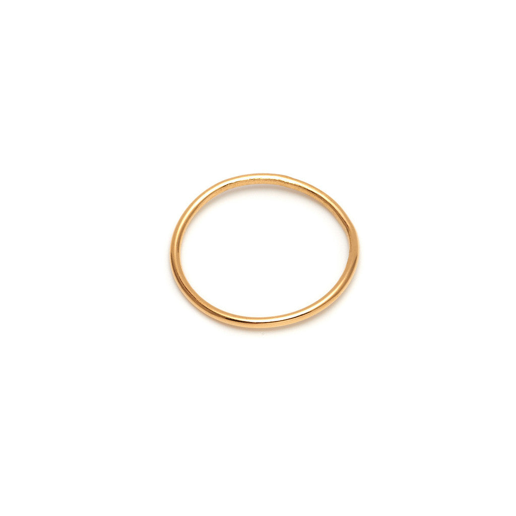 Gold Everyday Ring