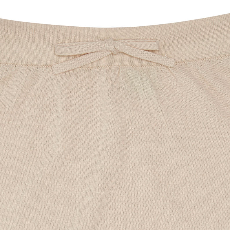 Cream Relaxed Baby Trousers