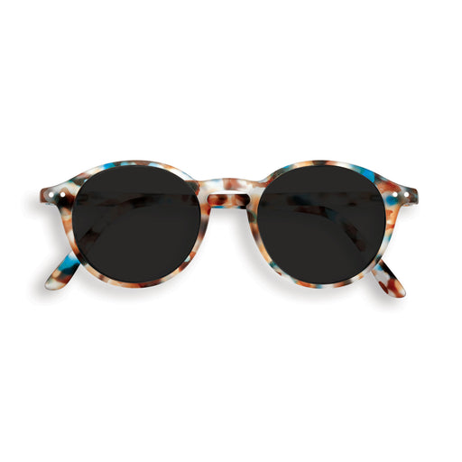 Blue Tortoise #D Sunglasses