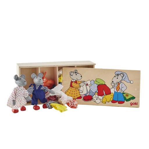 Dress Up Mice Set