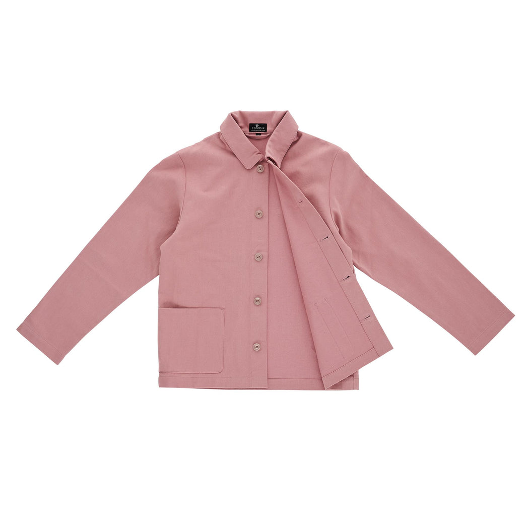 Rose Pink Womens Jacket