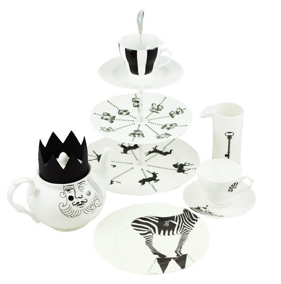 Mad Hatter's Afternoon Tea Set