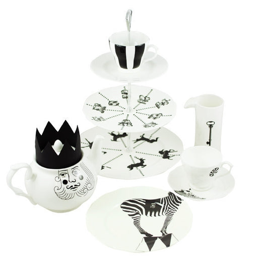 Mad Hatter's Tea Set