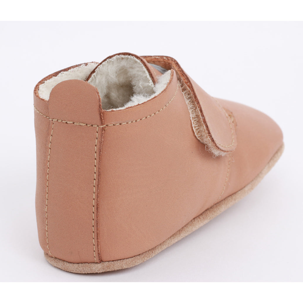 Bobux Caramel Merino Lined Desert Soft Sole Shoes