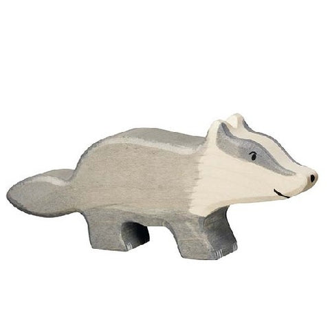 Wooden Badger