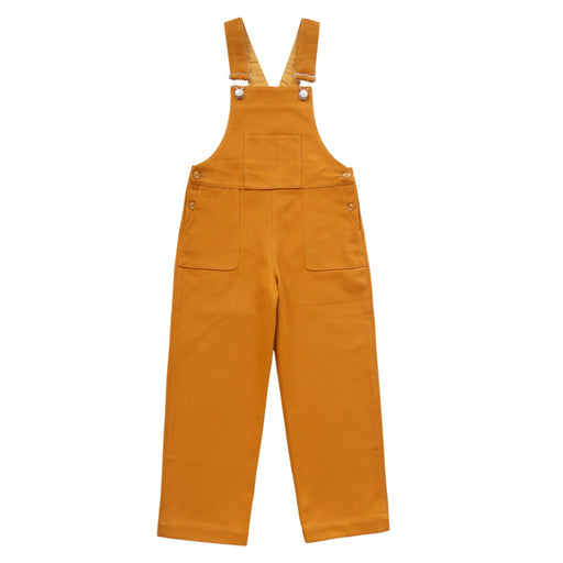 Rust Kids Dungarees