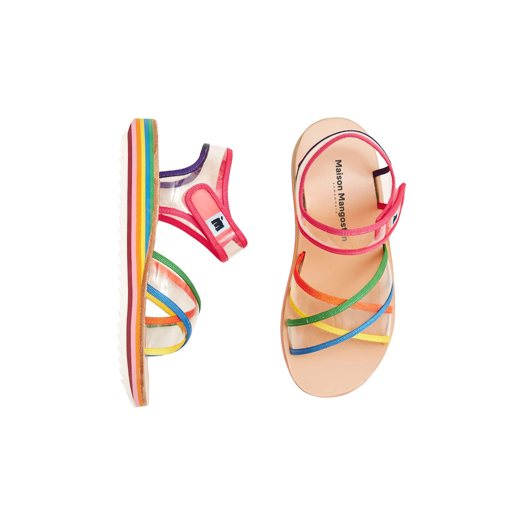 Coco Multicolour Sandals