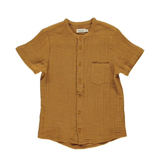 Pumpkin Pie Muslin Kids Shirt