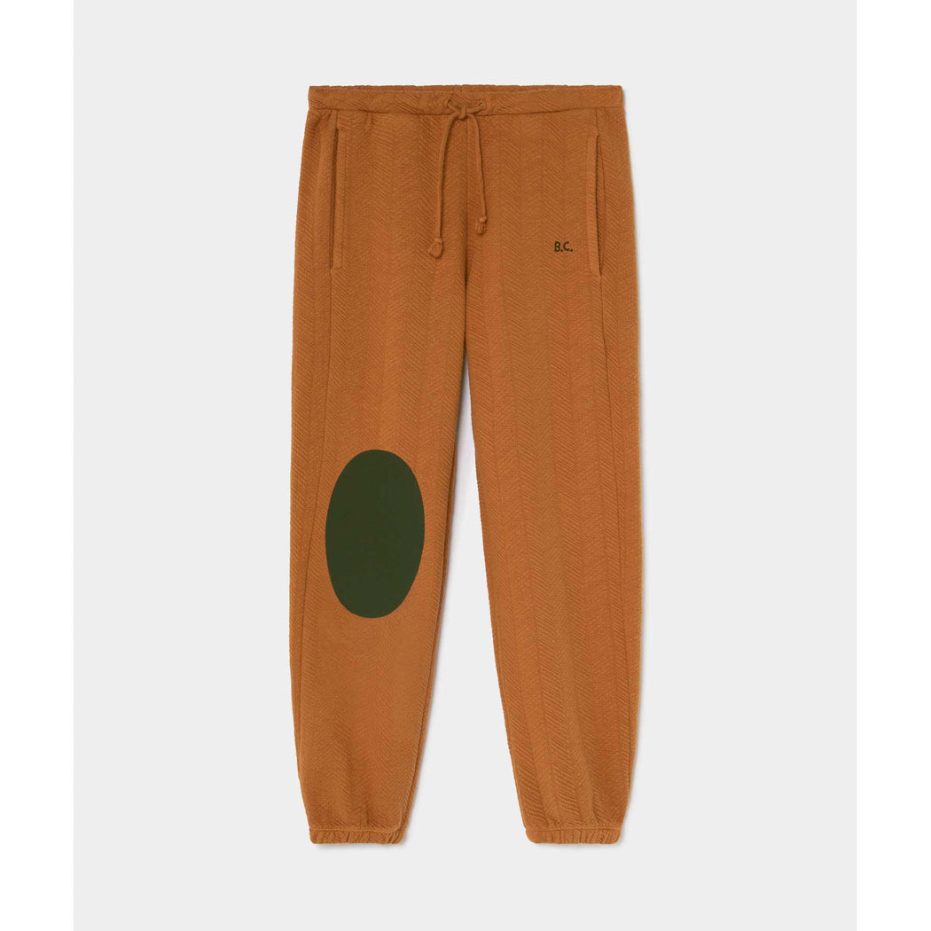 Green Patch Jogging Pants