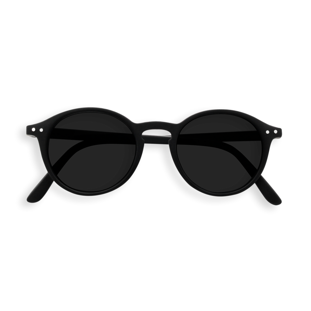 Black #D Sunglasses