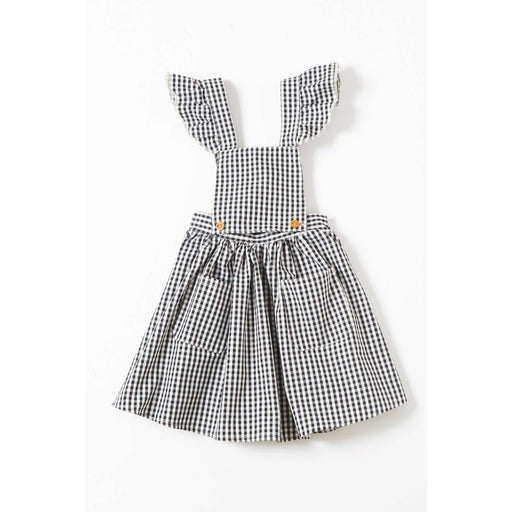 Gingham 2 in 1  Pinafore Dress
