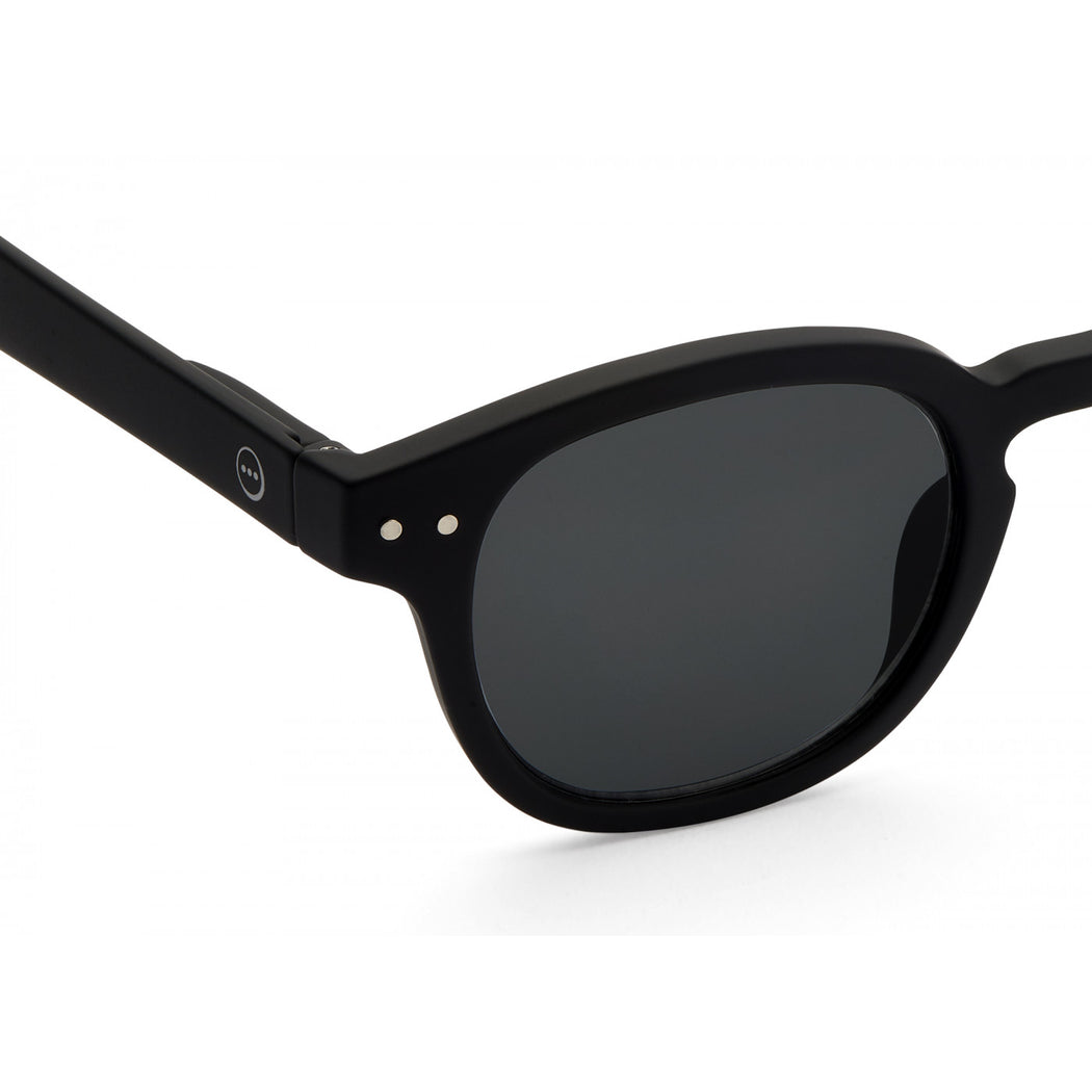 Black #C Sunglasses