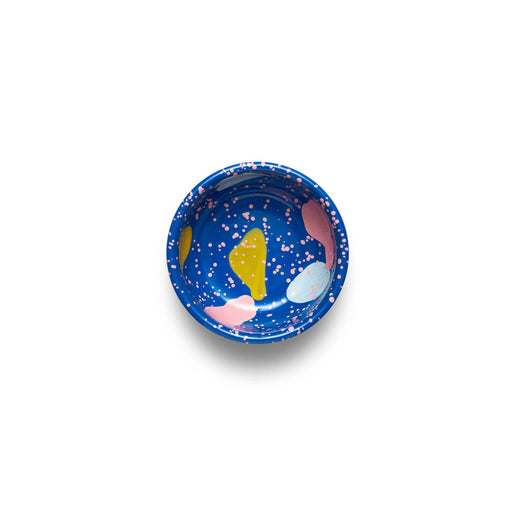Blue Kids Enamel Bowl