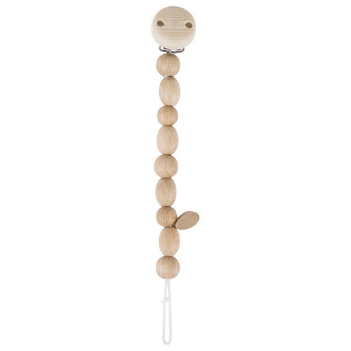 Natural Wooden Beads Soother Chain
