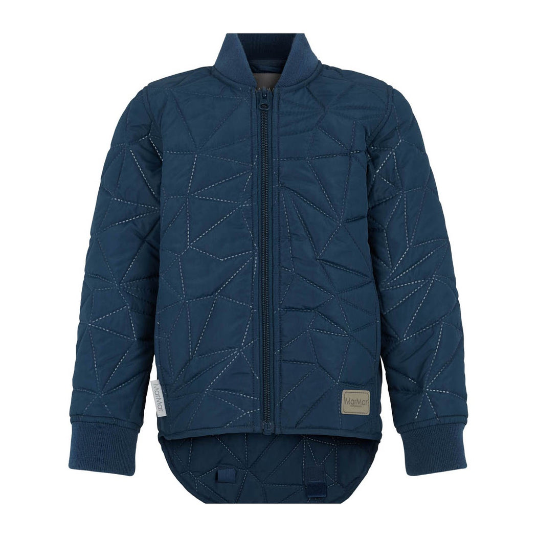 Navy Thermo Jacket