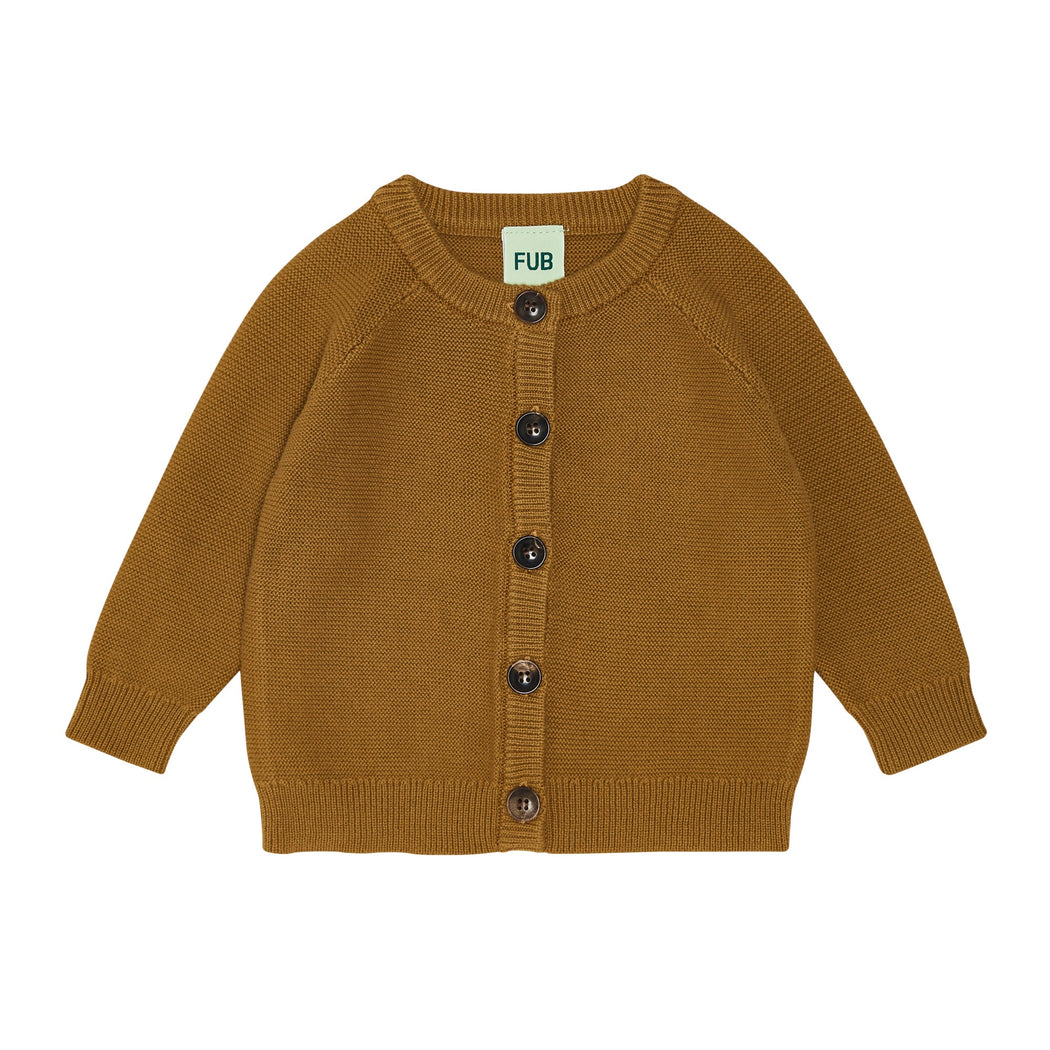 Sienna Cotton Baby Cardigan