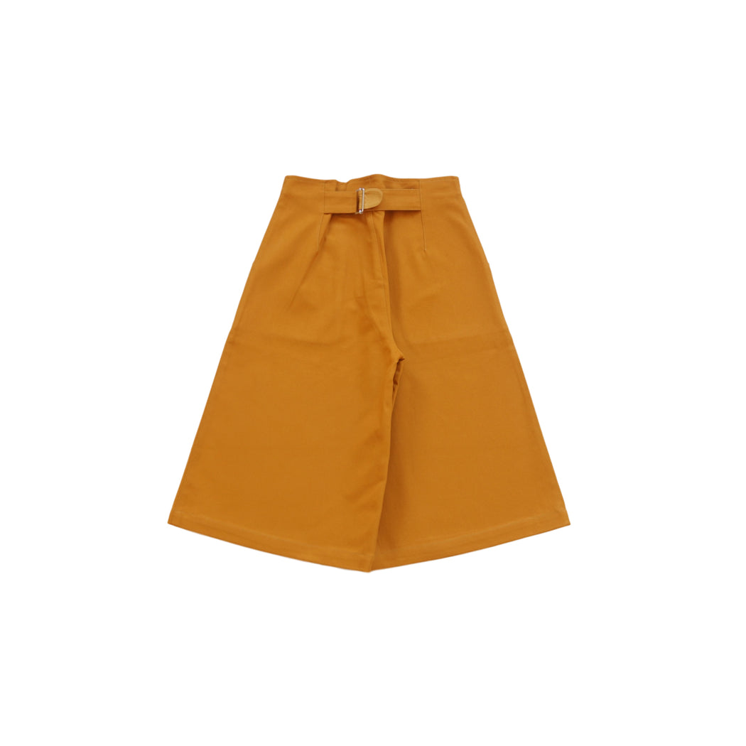 Rust Womens Culottes