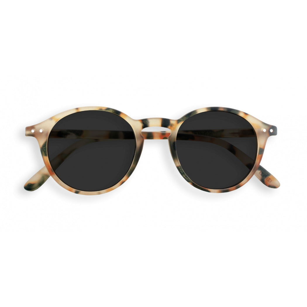 Light Tortoise  #D Sunglasses