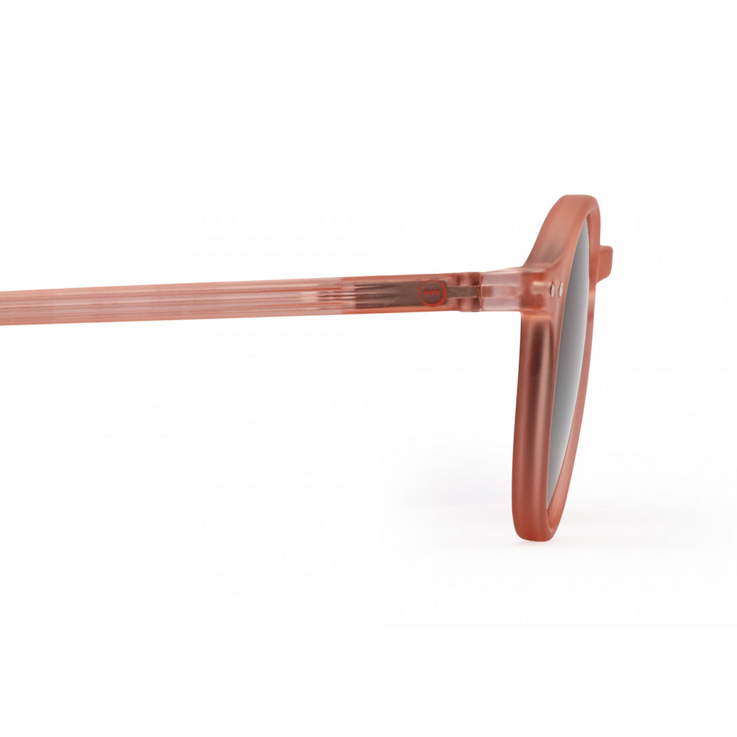 Peach #D Sunglasses