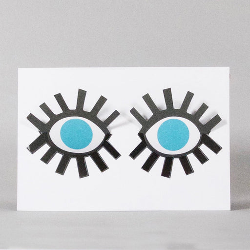 Blink Blink Eyes Card