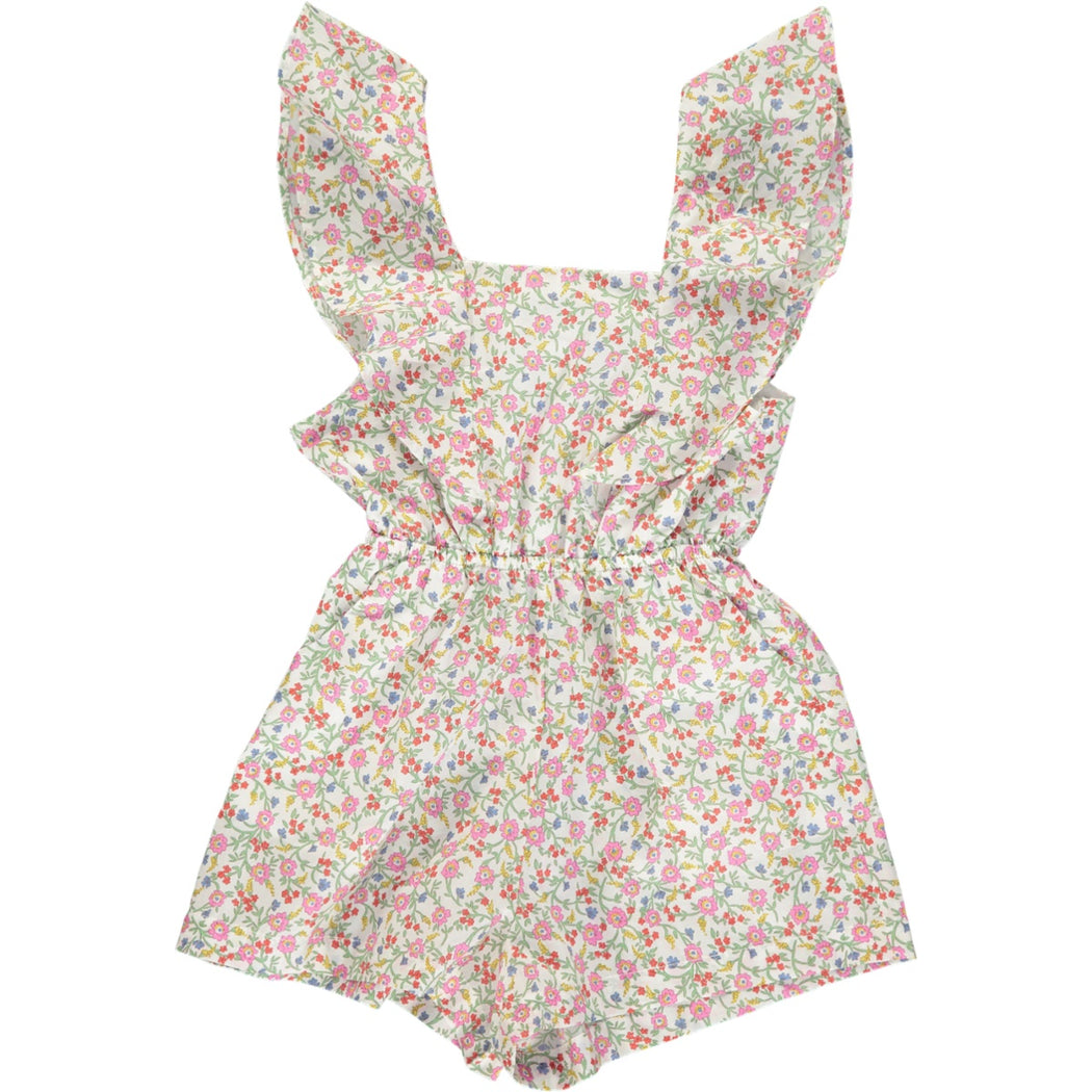 Pink Dora Playsuit