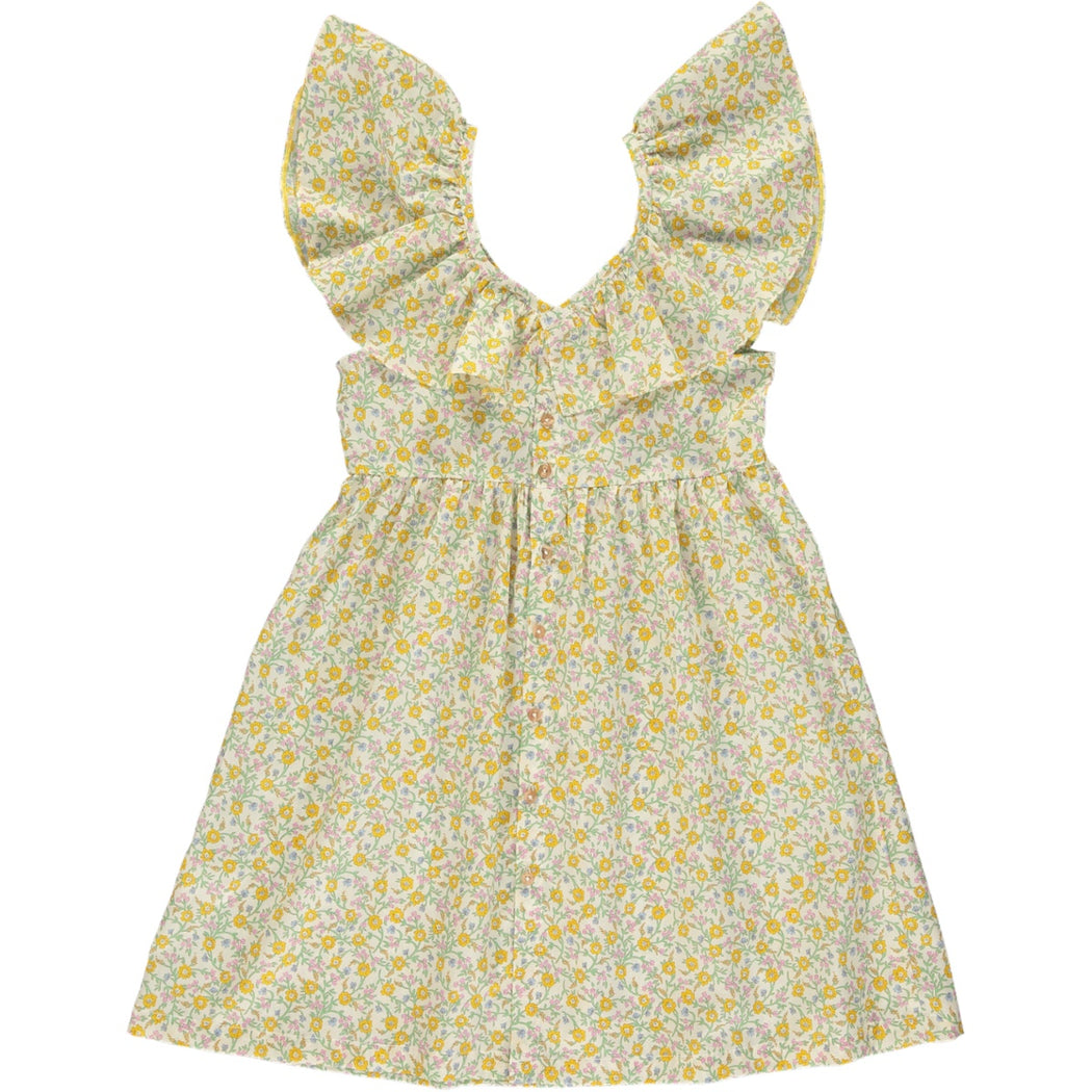 Yellow Bea Dress