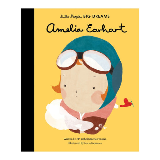 Little People, Big Dreams: Amelia Earheart