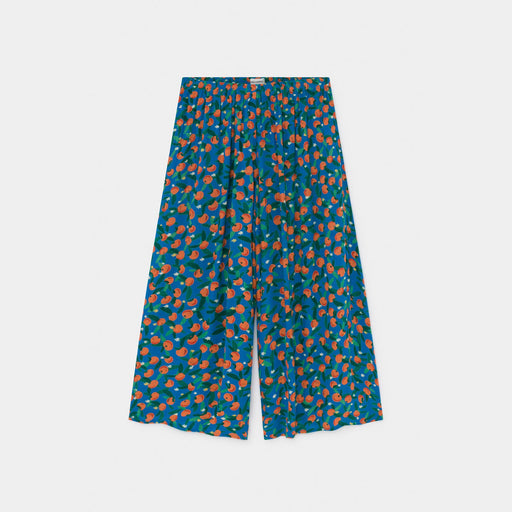 All Over Oranges Culotte Trousers