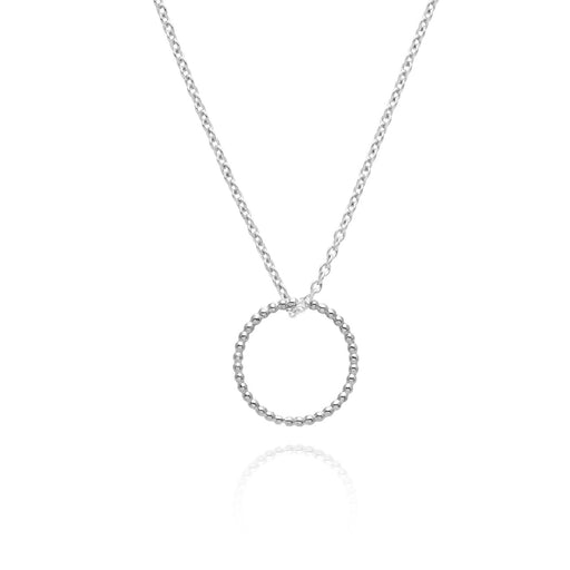 Circle Ball Necklace