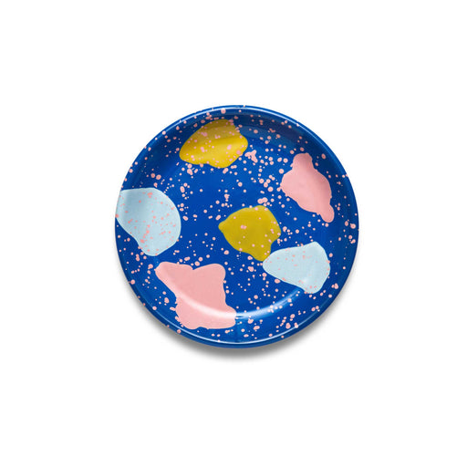 Blue Kids Enamel Plate