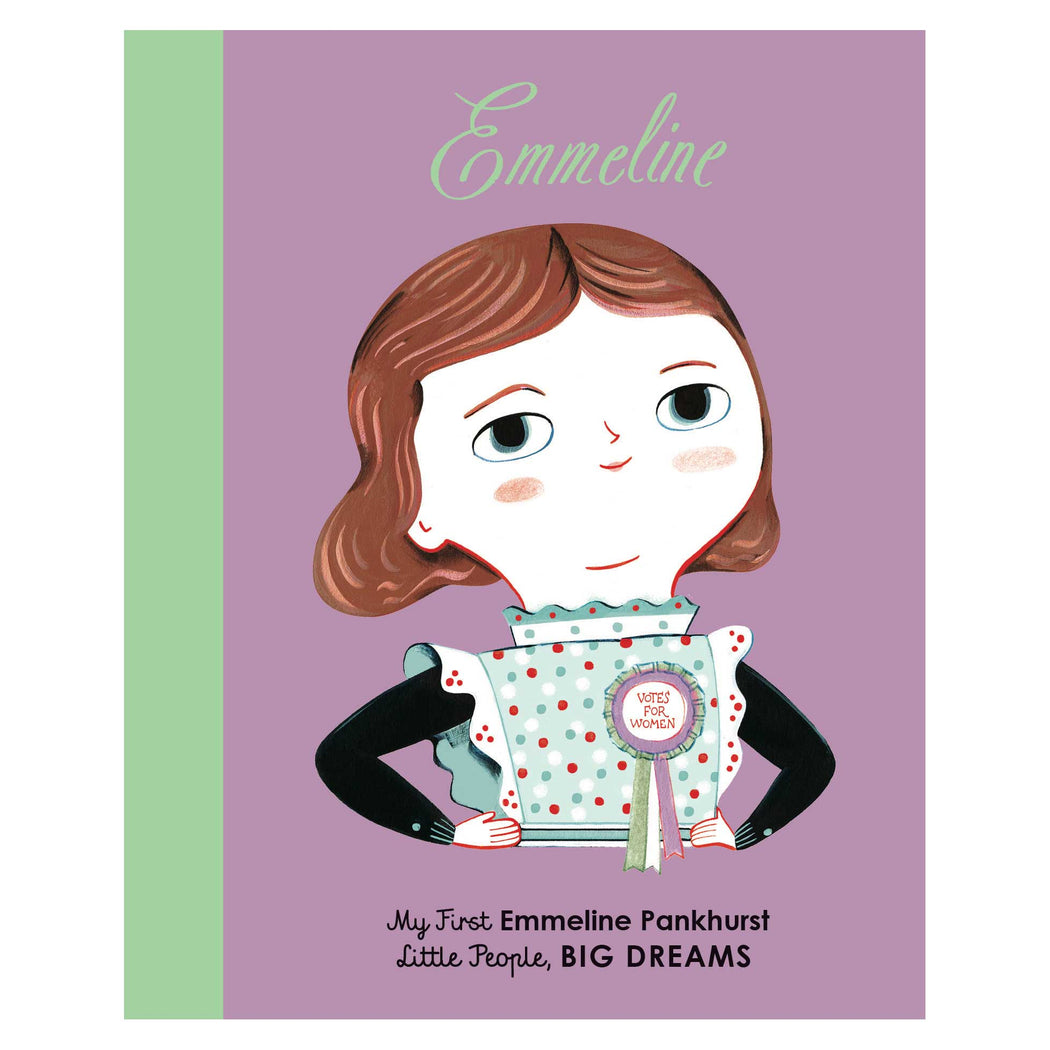 Little People Big Dreams: Emmeline Pankhurst Board Book
