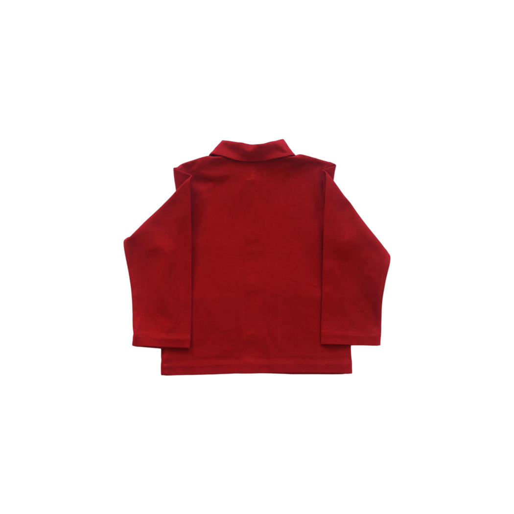 Red Kids Jacket