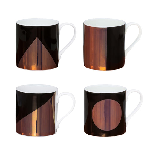 Copper Black Mug