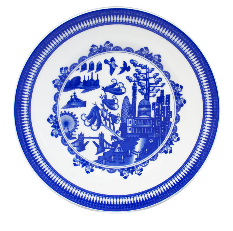 London Willow Side Plate