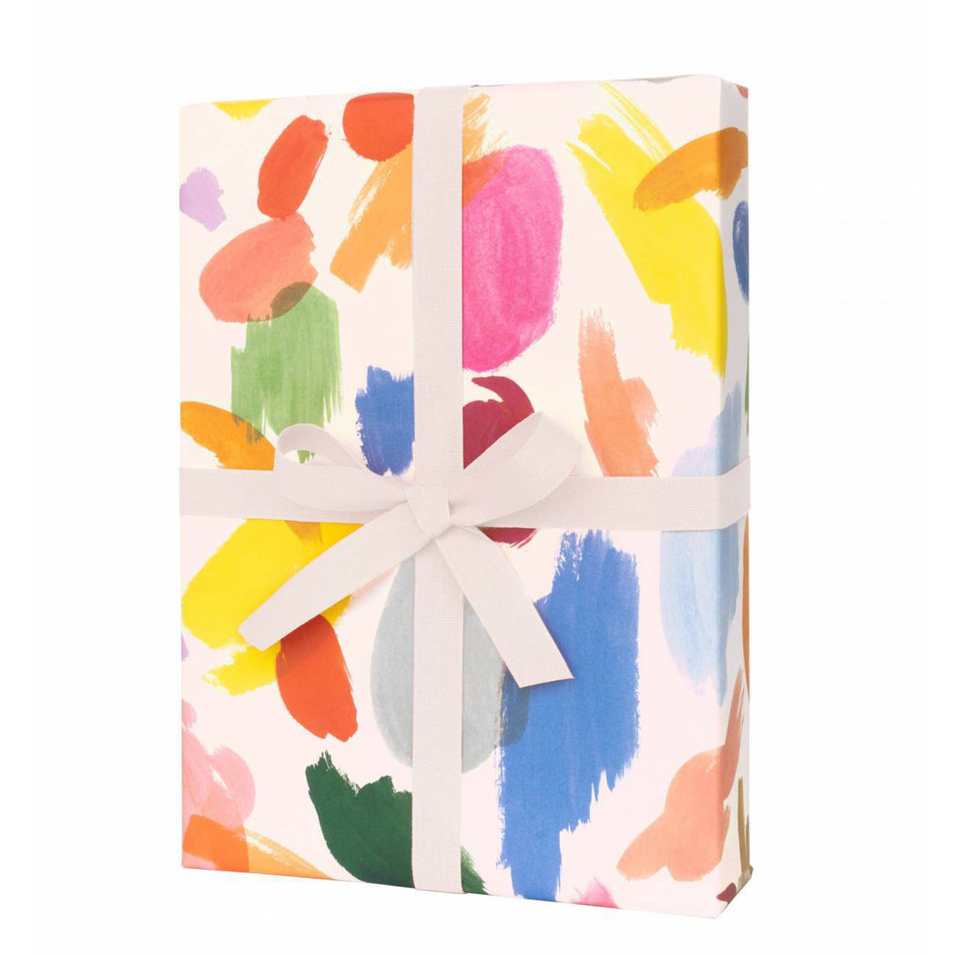 Palette Wrapping Paper