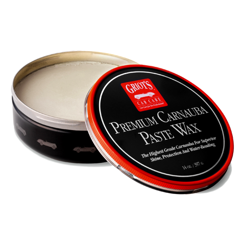 Premium Carnauba Paste Wax